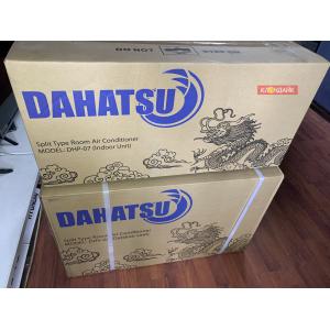 Кондиционер Dahatsu DHP-07/DHV-07 - премиальный японец в Открытом фото